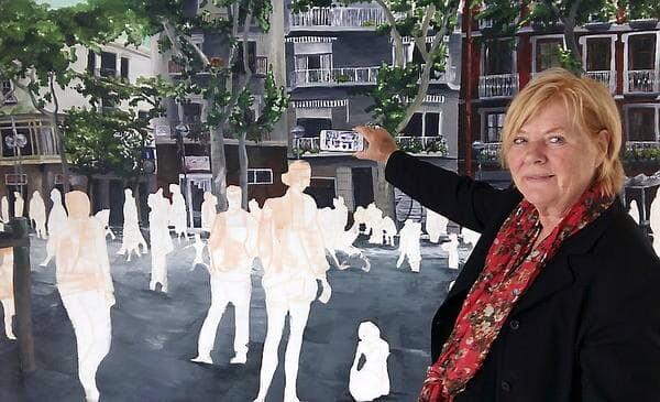 2016 05 Christine van Stralen DDAMA A.K.A. Hulzebos